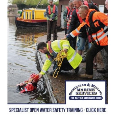 Specialist Open Water Safety Training