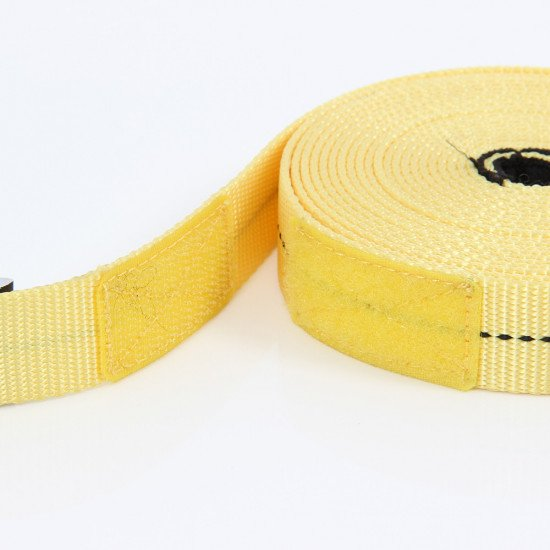 Great on the sea and river the tape features a loop at one end with reinforced stitch points making