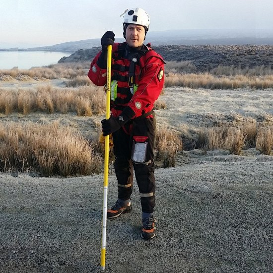 6FT Wading Pole - Northern Diver Rescue Equipment
