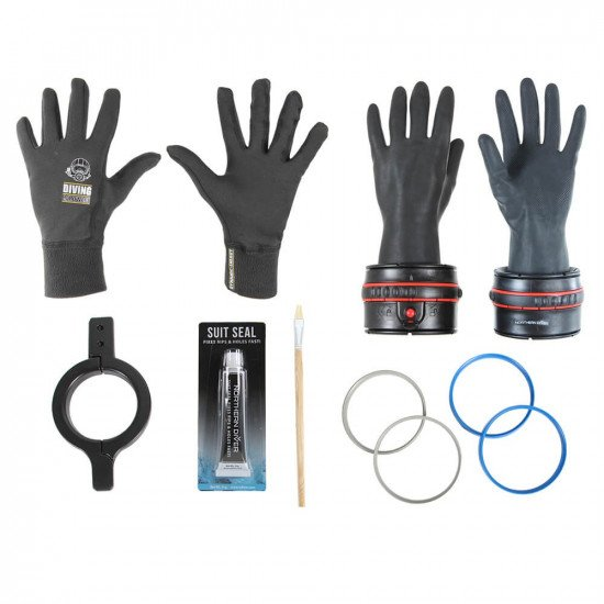 Northern Diver Dry Glove Ring System