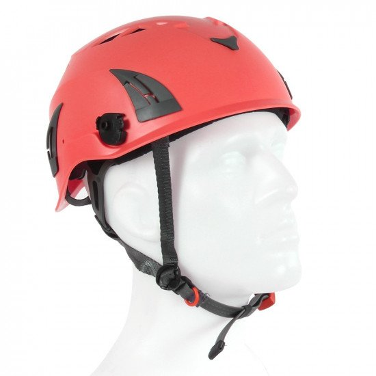 Northern Diver ELE V8 Safety Helmet Red