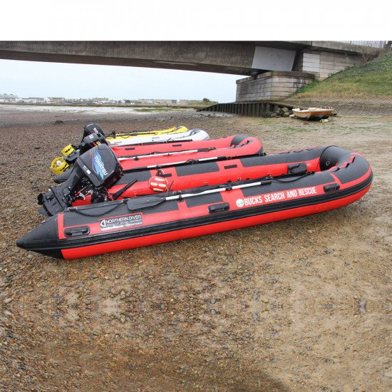 Shoreham by Sea Demo Day with Adur Centre & various rescue teams - 3.2m, 3.6m, 4m, 5m