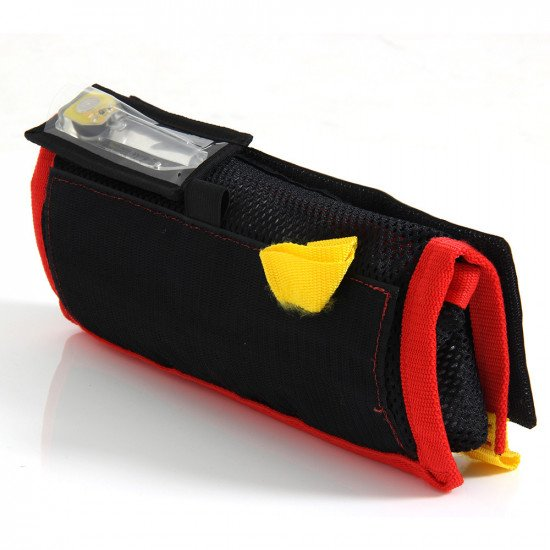 Rescue Lug Pouch perfect for use on rescue PFD jackets