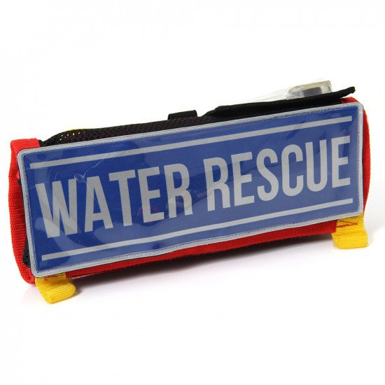 Compatible with encapsulated panels that can be customised to suit the rescue team