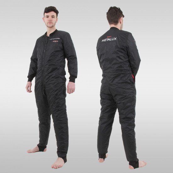 We've designed our Metalux® range to be suitable for use in conjunction with all our neoprene and membrane drysuits.