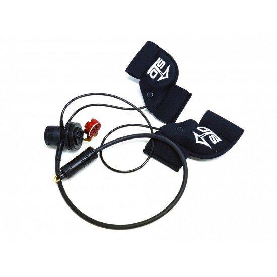 Earphone / Microphone Assemblies