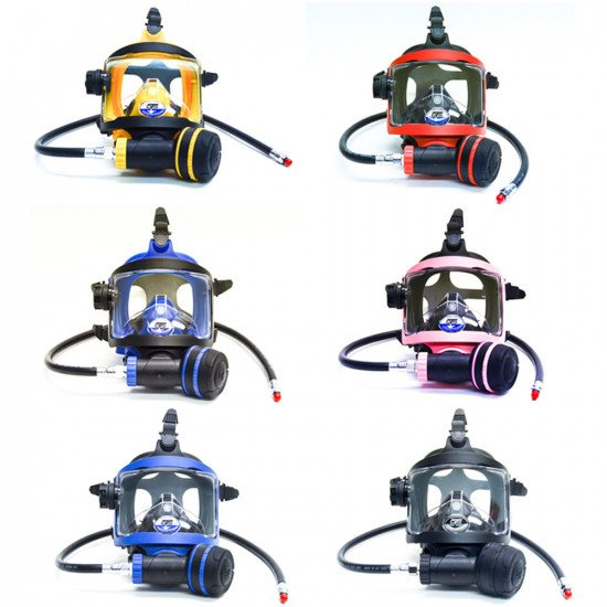 OTS Gurdian Full Face Mask Colour Options