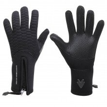 Optimum Gloves 3mm & 5mm black, 3mm red