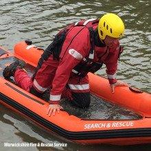 Warwickshire Fire & Rescue Service