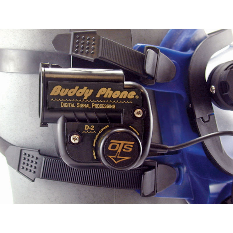 Buddy Phone Through-Water Transceivers (1/2 Watt Output Power)