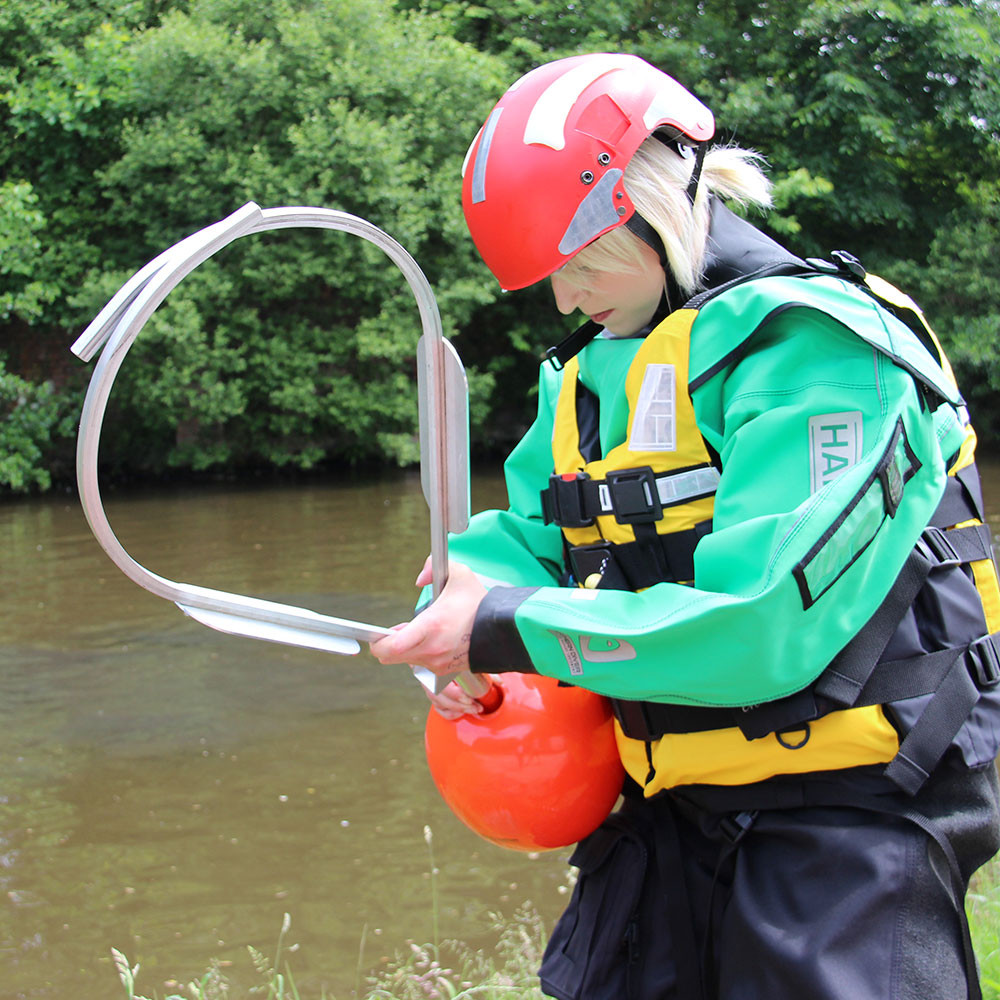 Our Rescue Claw attachment is quick and easy to connect to any of our reach poles