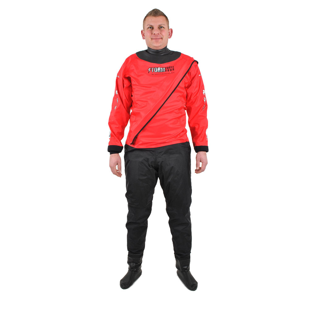 SF4 210D FE Lightweight Surface Suit | Surface Suits for Sale | Northern Diver International