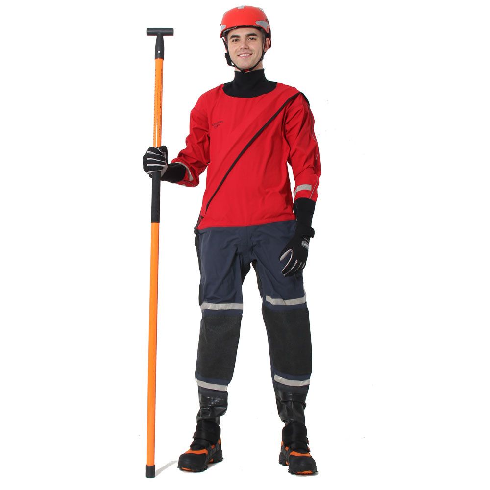 Rescue Wading Pole is one of the most popular essentials in search and rescue efforts in situations in and around water.