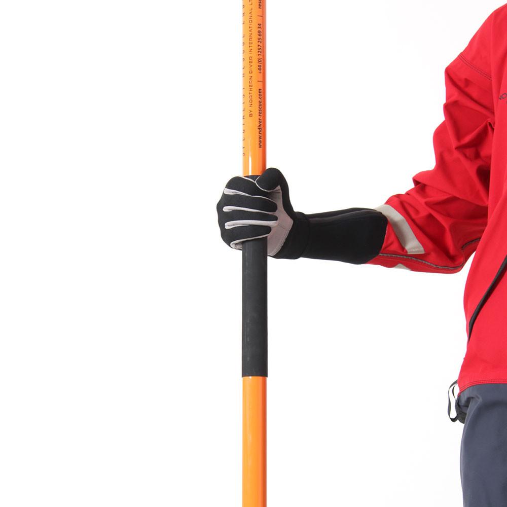 "Lower hand grip (300mm / 11""8 length)"