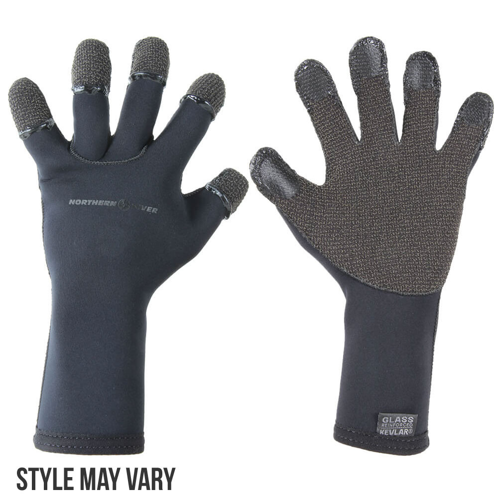 Kevlar Superstretch Gloves - aquasured